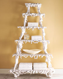 Root Etagere -   		Decor - 	Neiman Marcus