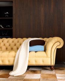 Tufted Sofa- Sofas- Neiman Marcus :  sofa