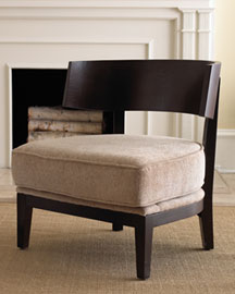 Abbyson Chair -  Furniture & Rugs -  Neiman Marcus :  interior design contemporary design interior chair