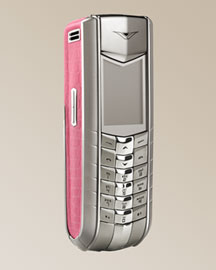 Vertu Ascent Phone, Pink Leather -  Gadgets & Phones -  Neiman Marcus :  vertu phone accent gadget