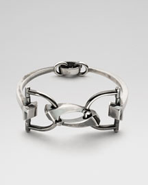 Gucci Semi-Rigid Bracelet -  Jewelry -  Neiman Marcus :  chic summer new item must have for spring