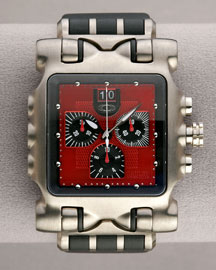 Oakley Minute Machine Watch -  For the Sporty Guy -  Neiman Marcus :  lux different accessories luxury gifts