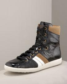 D&G Dolce & Gabbana Hightop Sneaker