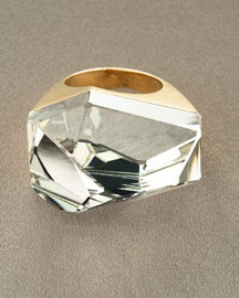 H.Stern DVF Power Quartz Ring -  DVF for H.Stern Jewelry -  Neiman Marcus