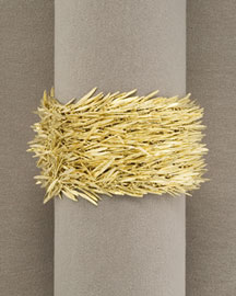 H.Stern Feather Bracelet -  Neiman Marcus :  designer accessories design jewelry autumn