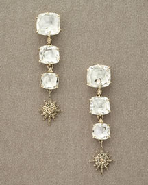 H.Stern Moonlight Crystal Quartz Earrings -  Earrings -  Neiman Marcus from neimanmarcus.com