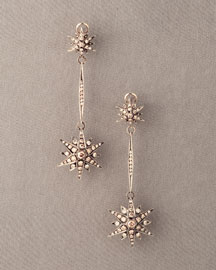 H.Stern Stars Diamond Earrings -  Earrings -  Neiman Marcus :  jewelry designer accessories fashion accessory designer jewelry