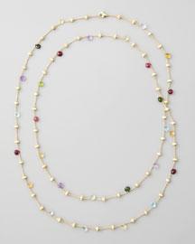 Paradise Necklace, 47 1/4