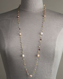 Paradise Pearl Necklace -  Neiman Marcus