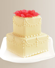 Vosges Daisy Cake -  Special Occasion Desserts -  Neiman Marcus :  gifts white chocolate vosges daisy