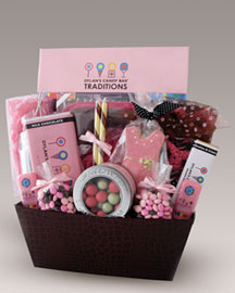 Fashionista Chocolate Gift Set -  Sweets -  Neiman Marcus :  dylans candy bar valentines day gift set chocolate