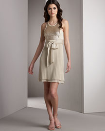 Iisli Sequined Dress- Iisli- Neiman Marcus