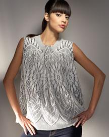 Anna Sui Crochet Top- Anna Sui- Neiman Marcus