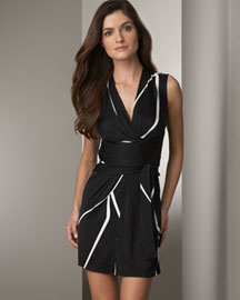 Issa London Silk Mini Dress from neimanmarcus.com