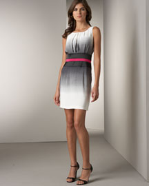 Jay Godfrey Ombre Tank Dress