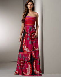 M Missoni Banded Patio Dress -  New Lengths -  Neiman Marcus from neimanmarcus.com