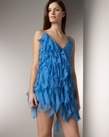 Elizabeth and James Chanteuse Dress -  Elizabeth and James -  Neiman Marcus