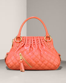Marc Jacobs Cecillia Cruise Quilted Bag -  Bright Colors -  Neiman Marcus