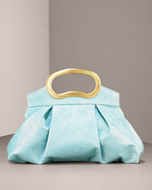 Jalda Julie Fold-Over Clutch -  Handbags  -  Neiman Marcus