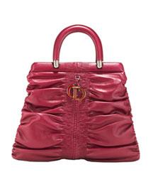 Christian Dior Karenina Framed Tote, Large- Jewel Tones- Neiman Marcus from neimanmarcus.com