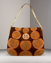 Tory Burch Happy Hobo -  Handbags -  Neiman Marcus from neimanmarcus.com