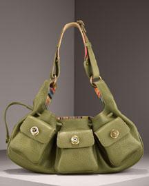 Neiman Marcus Online -Paul Smith-Multi-Pocket Bag, Green