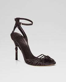 Gucci- Portofino High-Heel Sandal- Neiman Marcus from neimanmarcus.com