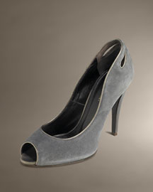 Elie Tahari Carlene Pump -  Shoes -  Neiman Marcus :  pumps elie tahari shoes cutout