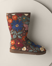 Ugg Australia Wahine Embroidered Boot