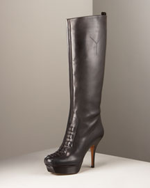 Yves Saint Laurent Lady Ascot Boot