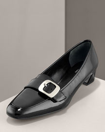 Robert Clergerie Patent Loafer