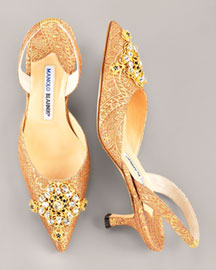 Manolo Blahnik Shoes!