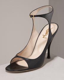 Yves Saint Laurent Kelly Mirabelle Pump- Premier Designer- Neiman Marcus