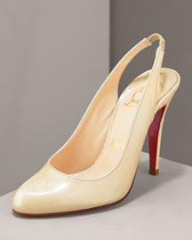 Christian Louboutin Patent Pump- Fashion Collection- Neiman Marcus