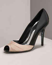 Barbara Bui Color-Block Pump