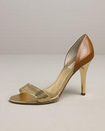 Michael Kors Opera d'Orsay Sandal- Shoes- Neiman Marcus