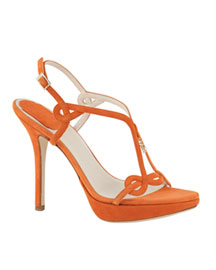 Dior Platform T-Strap Sandal -  Spring Collection -  Neiman Marcus :  luxe modern neiman womens