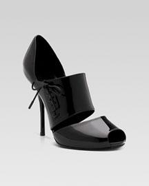 Gucci Corset High Heel Sandal