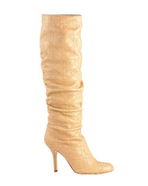 Christian Dior Cannage Ruched Boot -  Accessories -  Neiman Marcus :  detail cannage dior boots