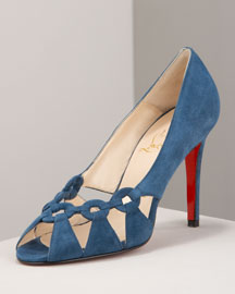 Christian Louboutin SOS Ring Pump