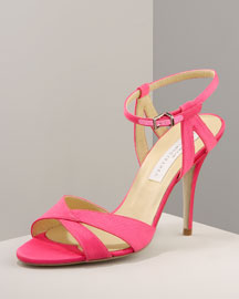 Sandals from Stella McCartney    Manolo Likes!  Click!