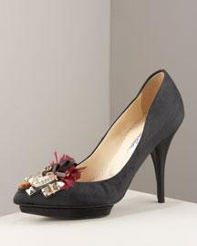 Neiman Marcus-Shoes & Handbags - Shoes - Oscar de la Renta - Shoes