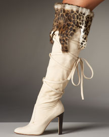 Neiman Marcus - Shoes & Handbags - Over the Knee Boots :  catherine malandrino frye prada isabella fiore