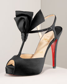Neiman Marcus - Shoes & Handbags - Shoes - Christian Louboutin - Fall Collection :  chic sandals incircle womens shoes