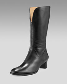 Taryn Rose Tall Leather Boot