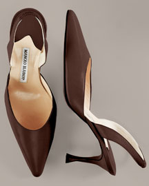 Carolyne by Manolo Blahnik   Manolo Loves!  CLICK!