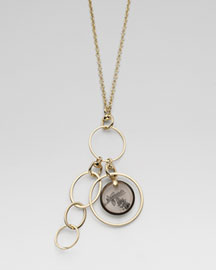 Gucci Flora Necklace -  Gold & Silver -  Neiman Marcus
