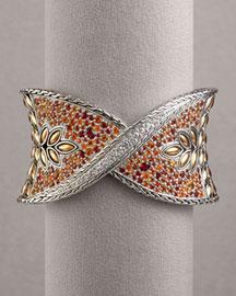 John Hardy Twisted Cuff- Cuffs- Neiman Marcus