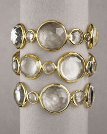 Ippolita Abracadabra Bangle -  Bracelets -  Neiman Marcus :  fashion accessory bangles design fashion accessories