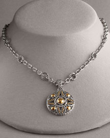 John Hardy Palu Dot Pendant Necklace -  New Arrivals -  Neiman Marcus